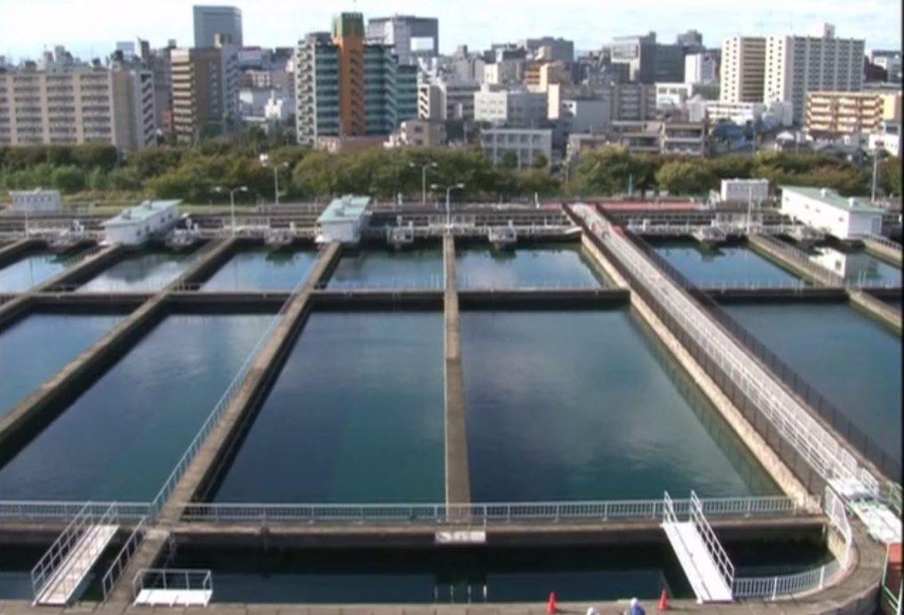 công nghệ lọc nước sạch của Nhật Bản