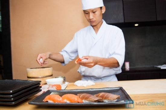 món sushi nhật bản