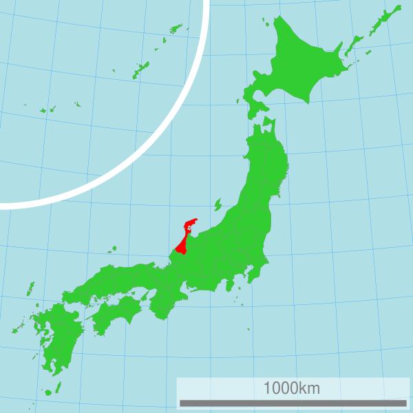 Tỉnh Ishikawa - Nhật Bản