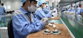 nhà máy sản xuất linh kiện điện tử