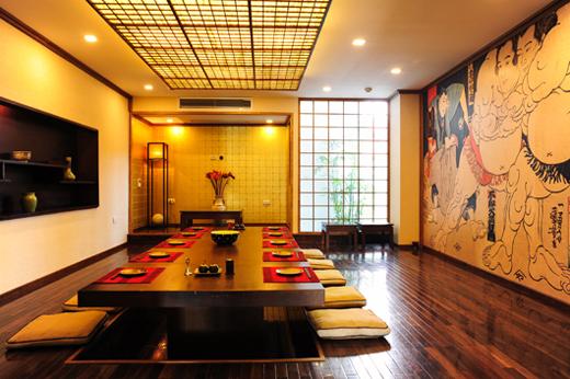 Nhà hàng Nhật Bản TakiTaki