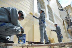 sơn nhà đẹp