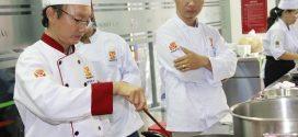 Trường dạy nấu ăn ở Nhật