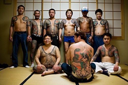 yakuza nhật bản