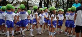Trẻ được rèn tính tự giác ngay từ nhỏ