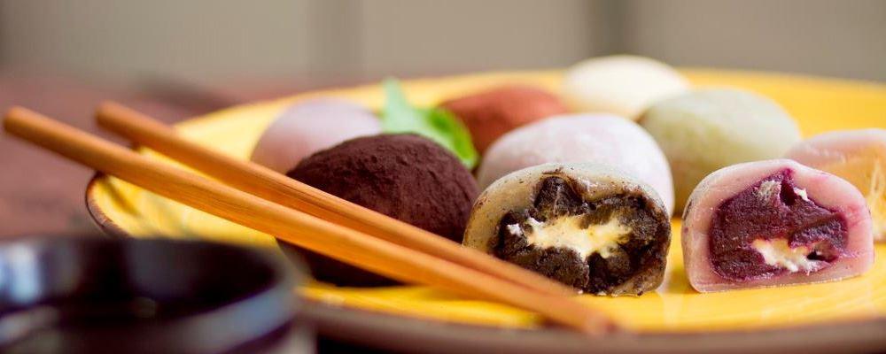 Bánh gạo Mochi Sweets