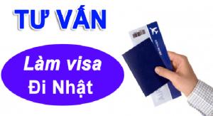 làm visa nhat ban