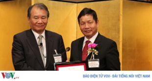 Ông Trương Gia Bình là doanh nhân Việt Nam đầu tiên nhận giải thưởng Nikkei Asia