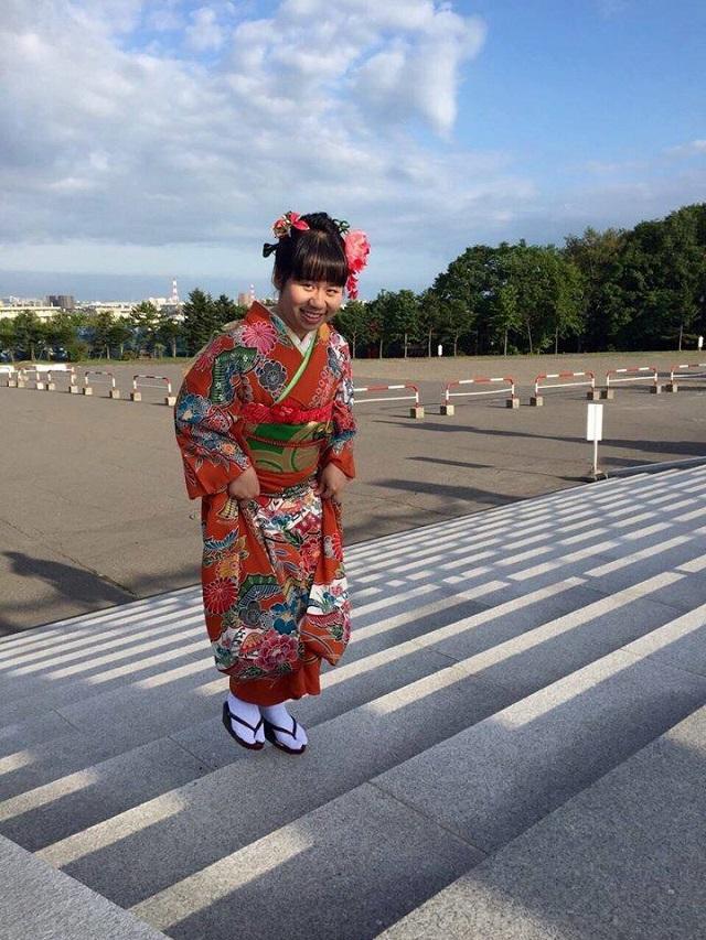 Cẩm Tú còn một học kì tiếp theo tại Nhật Bản phải hoàn thành, cô sẽ tốt nghiệp ở trường Ueda College of Fashion trong tháng 3/2017.