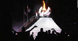 Ngọn đuốc Olympic 2020
