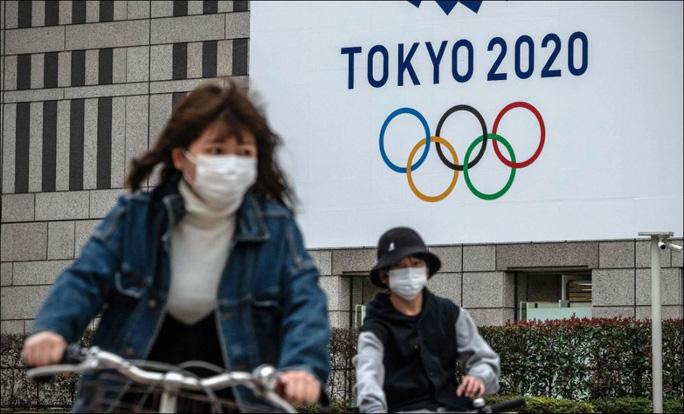 Olympic Tokyo 2020 sẽ hoãn lại vì dịch Covid-19 - Ảnh 1.