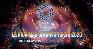 Lễ Khai mạc Olympic 2020 tại Tokyo Nhật Bản