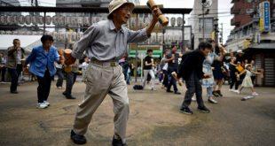 Một con số đáng kính nể: hơn 70.000 người Nhật đại thọ 100 tuổi - Ảnh 1.