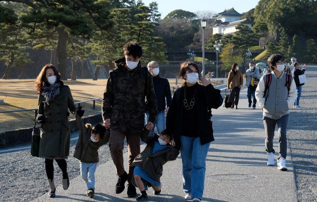 Người Nhật được cấp tiền đi du lịch trong nước