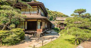 Nhà giá rẻ ở nông thôn Nhật Bản