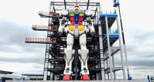 Nhật Bản thử nghiệm robot 25 tấn