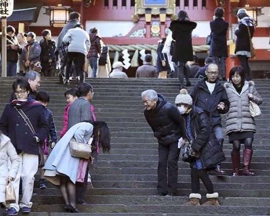Người Nhật thích sự khiêm tốn và kính trọng người khác ở mọi nơi, mọi lúc