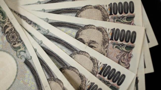 tiền yên nhật